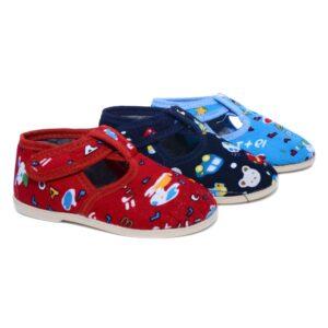 Текстильная обувь Домашки